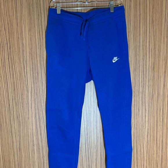 Men's Royal Blue Nike Sweats